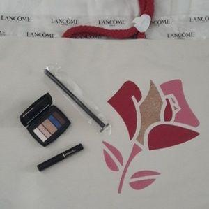 Lancome Makeup and Tote